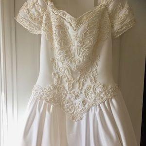Michelangelo Wedding Dress